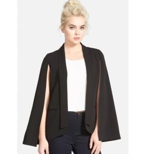 Mural Cape Blazer from Nordstrom